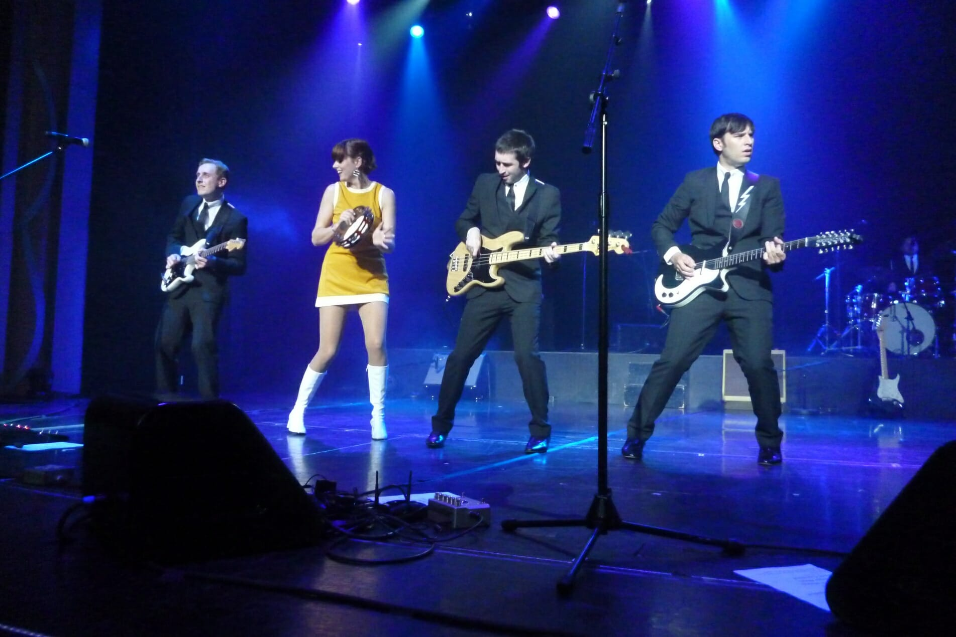 The Zoots in France