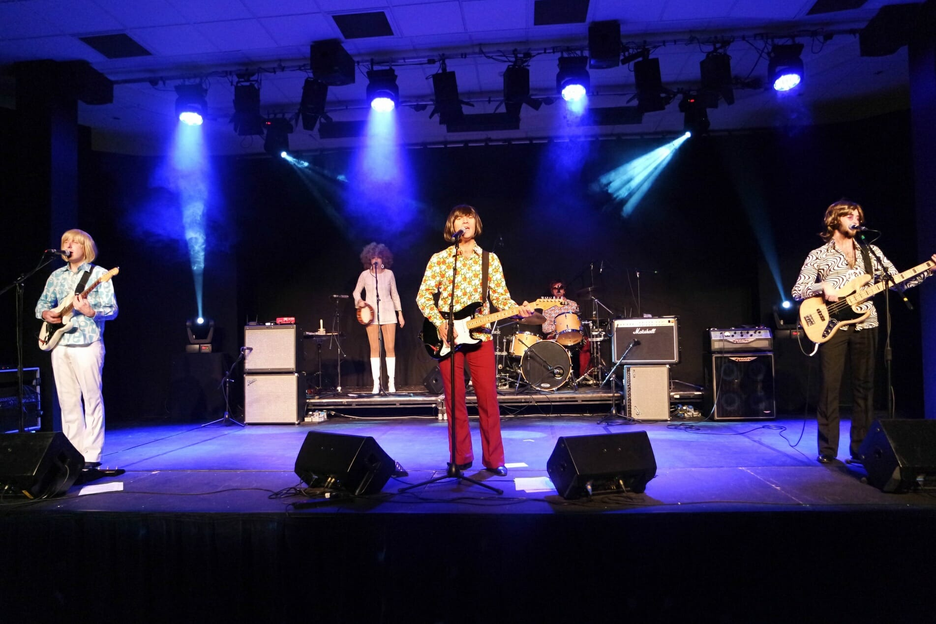 The Zoots, The Zoots 1960s show, The Zoots sixties Show, Theatre show, Beacon Wantage, The Zoots band, Sixties tribute band, Sixties Cover Band, Band in Wiltshire, 60s band South West, 60s theatre show,