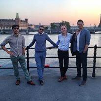 The Zoots in Helsinki, Finland