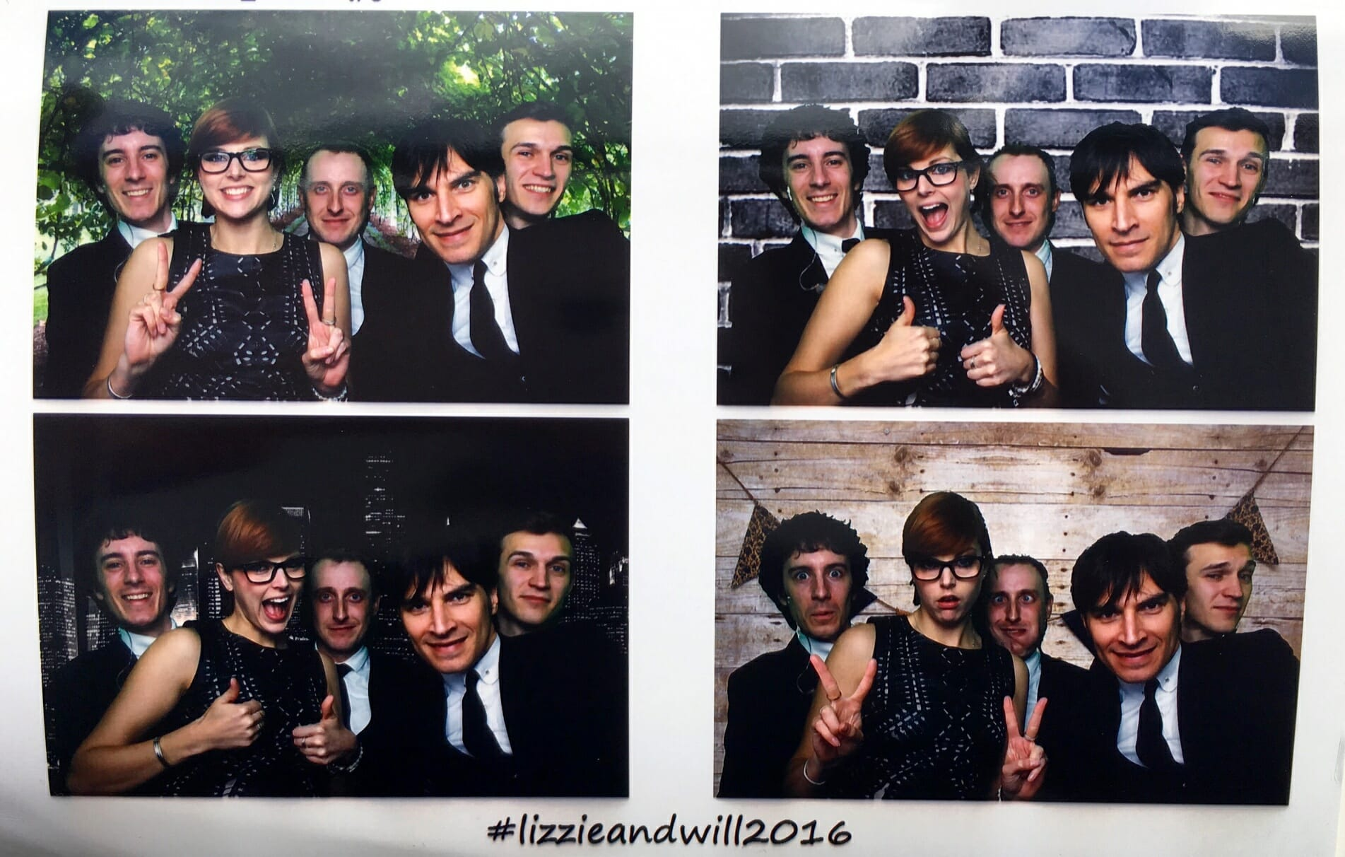 Photo booth, The Zoots, The Zoots band, band for hire, Band for my wedding, band for my party, band in wiltshire