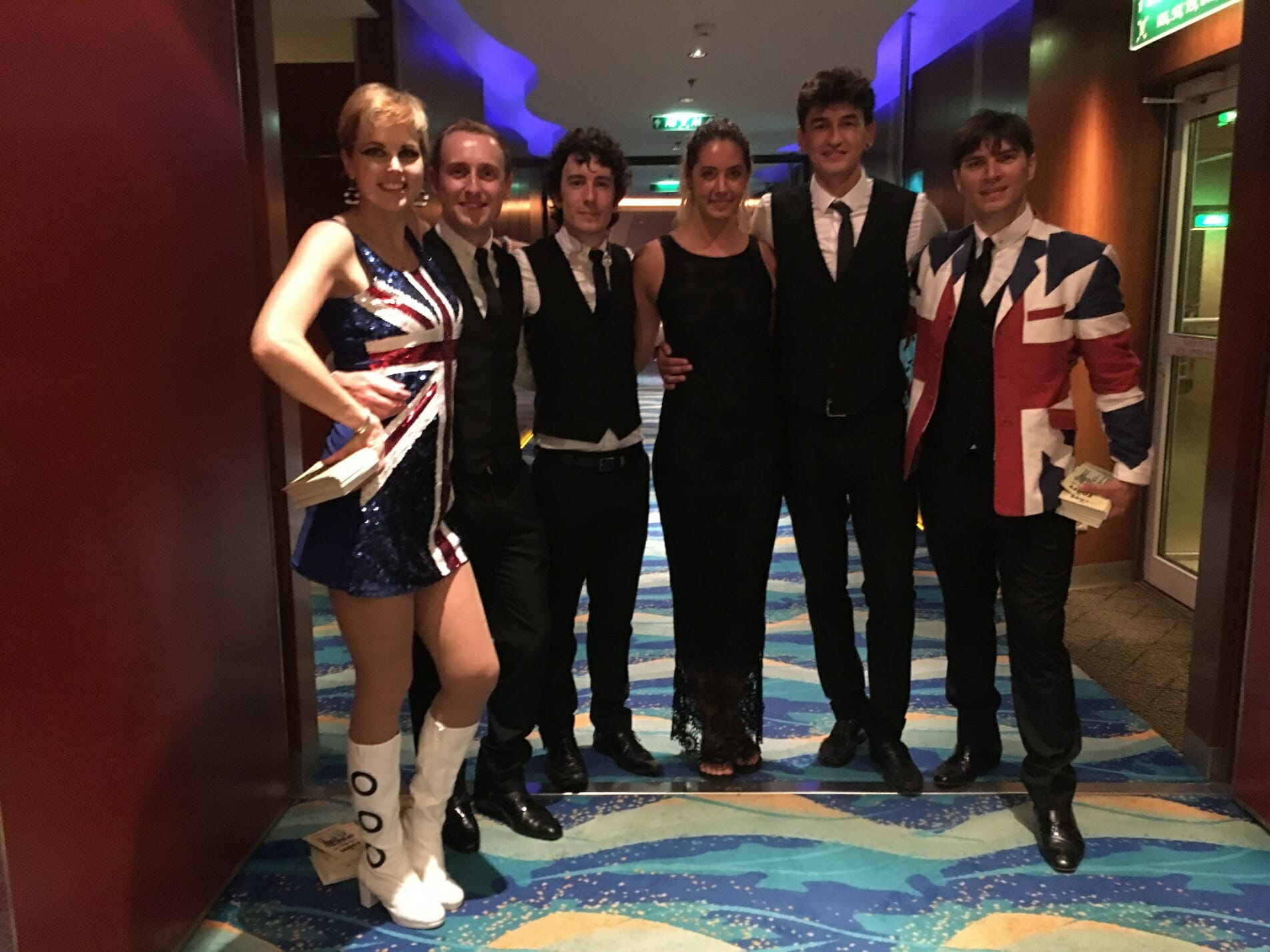 The Zoots, Jewel of The Seas, Sixties band, 1960s band, 60s band, Tribute band, sixties tribute band,