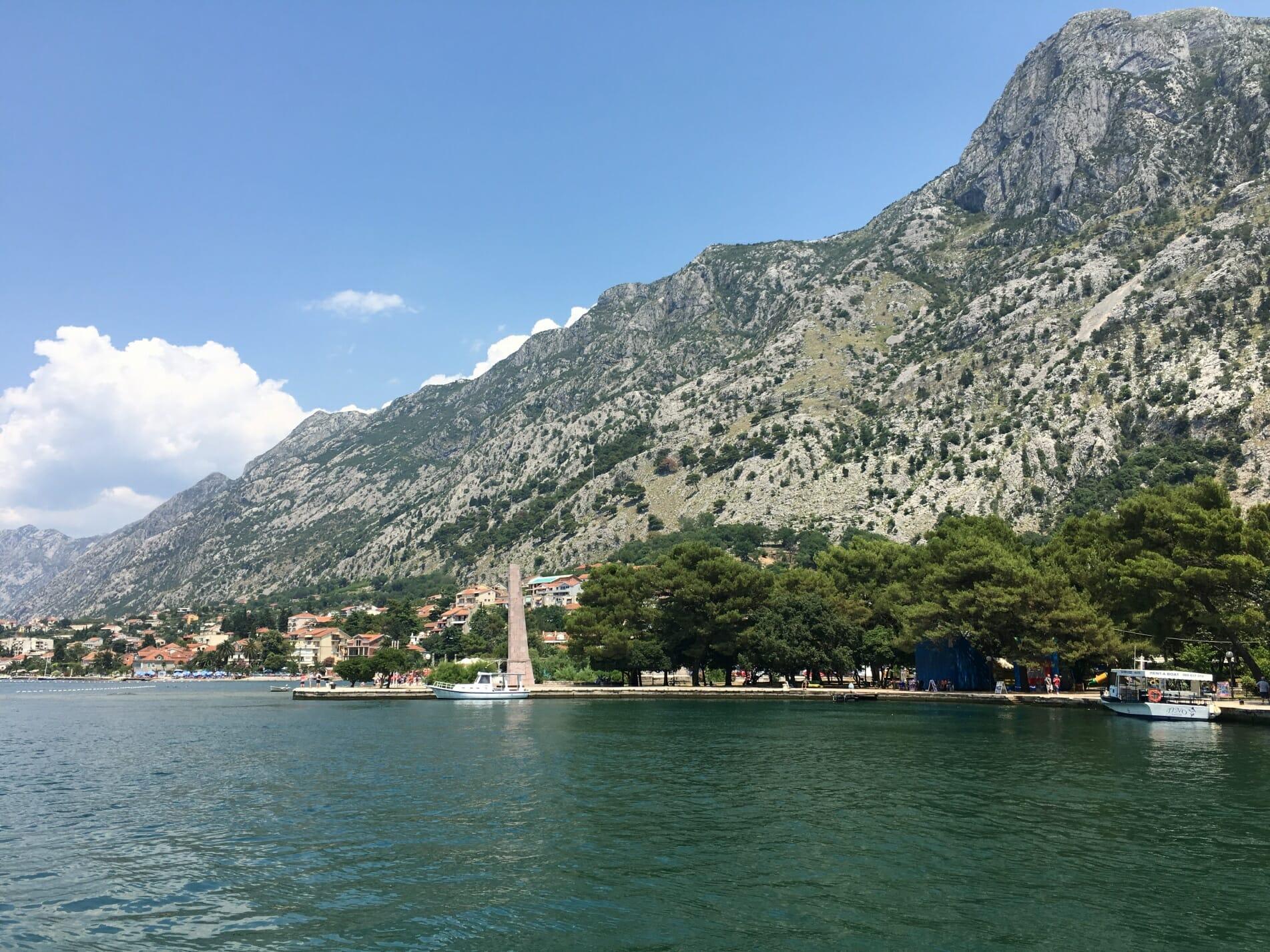 Montenegro, Kotor Mountains, Montenegro Mountains,