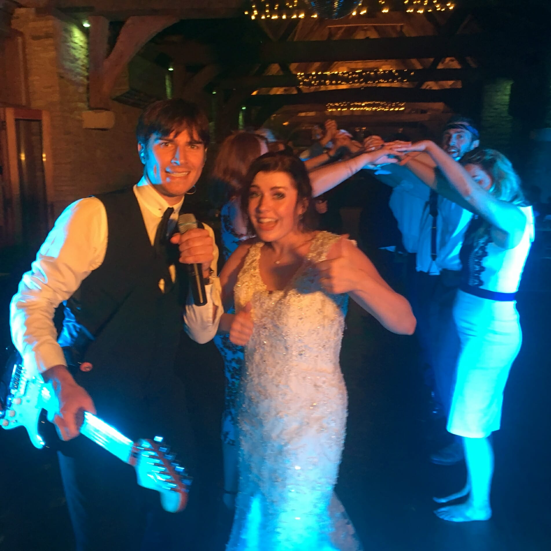 Tythe Barn BIcester, The Zoots, The Zoots band, Wedding band BIcester, Wedding band Oxford, Zoots band, Awesome Band, Band in Wiltshire, Party Band, Barn Wedding, Uk Wedding, Countryside wedding