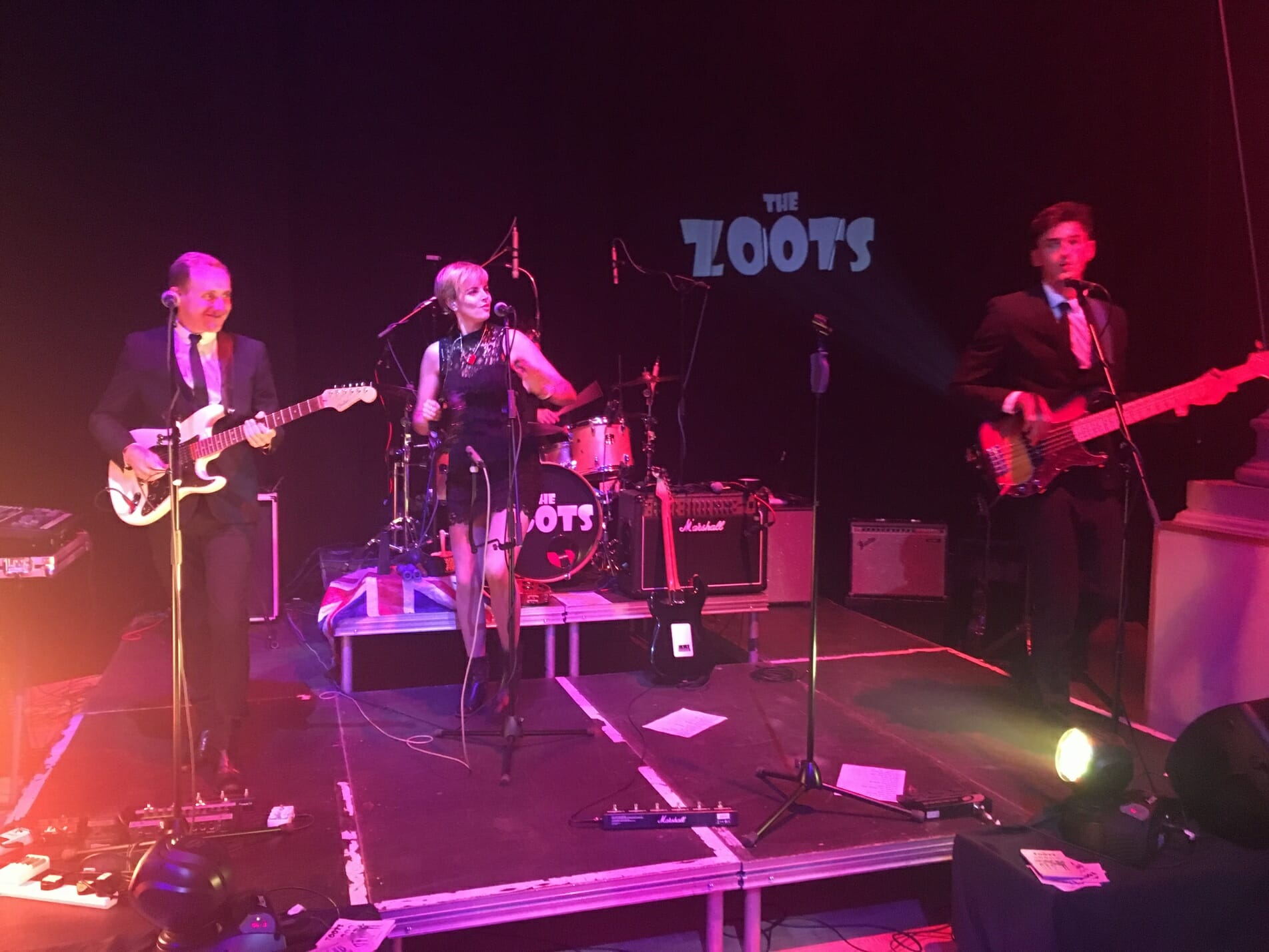 party band bristol, function band bristol, band circo media, band for hire bristol, the zoots