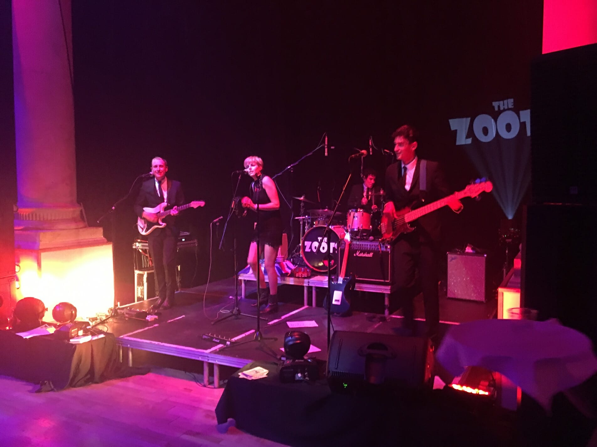 party band bristol, function band bristol, band circo media, band for hire bristol, the zoots, cover band bristol, band for festival