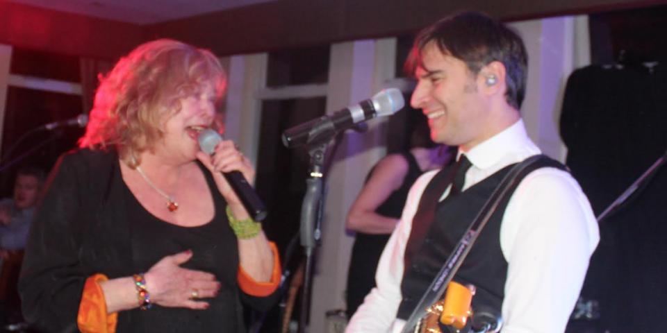 Wedding band Henley, Stevie Lange