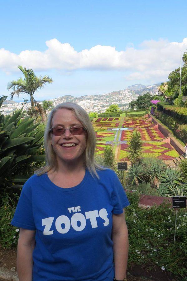 Zoots t-shirt tour