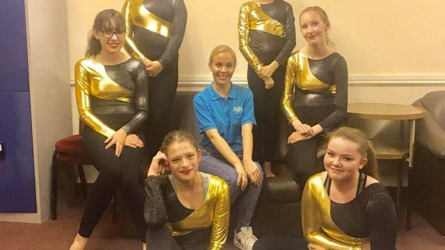 NK Dance School at Stamford