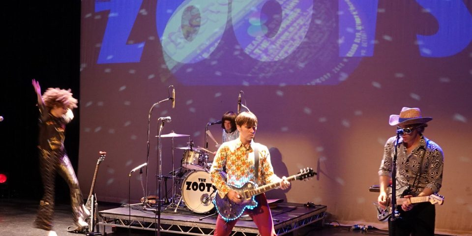 70s tribute band, 70s tribute, show, the zoots, Seventies tribute